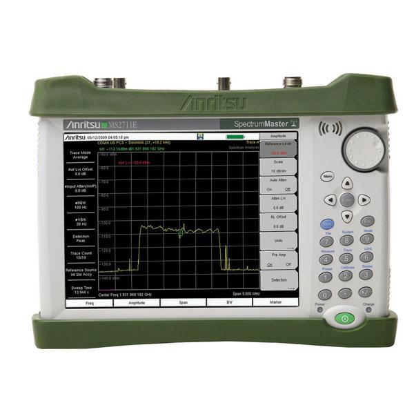 Anritsu MS2711E 3 GHz Handheld RF Spectrum Analyzer