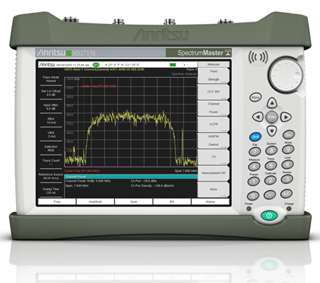 Anritsu MS2712E / MS2713E 4/6 GHz Handheld RF Spectrum Analyzers