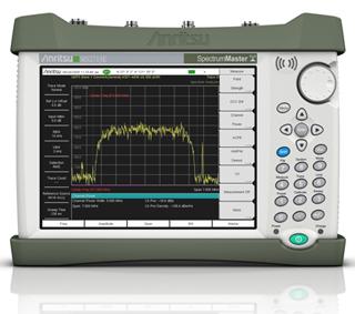 Anritsu MS2712E / MS2713E 4/6 GHz Handheld RF Spectrum Analyzers