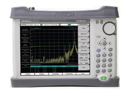 Anritsu S331E Site Master - RF Cable & Antenna Analyzer