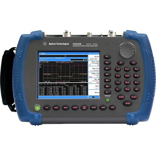 Keysight (Agilent) N9340B Handheld RF Spectrum Analyzer, 3 GHz