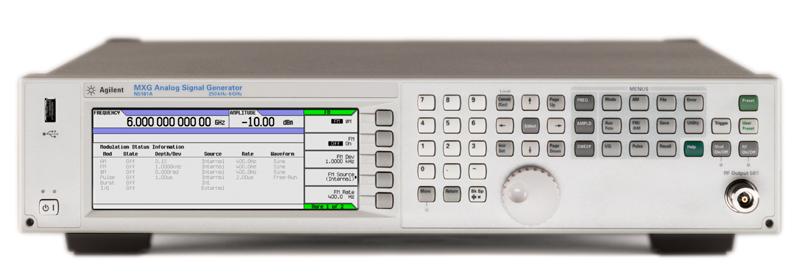 Keysight (Agilent) N5181A 100 kHz - 6 GHz MXG Analog Signal Generator