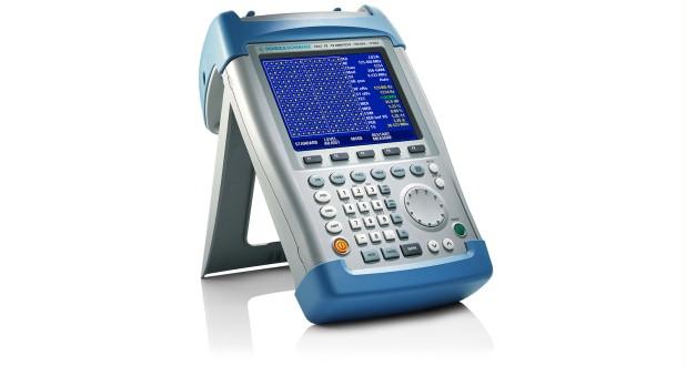 Rohde & Schwarz FSH4, FSH8, FSH13, FSH20 Handheld RF Spectrum Analyzers