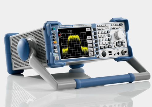Rohde & Schwarz FSL18 9 kHz - 18 GHz Spectrum Analyzer