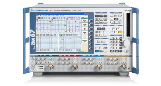 Rohde & Schwarz ZVA67 10 MHz - 67 GHz Vector Network Analyzer