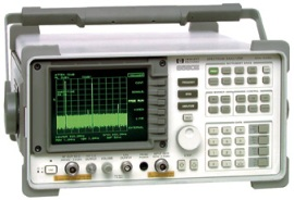 Keysight (Agilent/HP) 8560E 30 Hz - 2.9 GHz Spectrum Analyzer