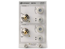 Contact TestWorld to get the best pricing on a used/refurbished Keysight (Agilent) 86117A 50 GHz Dual Channel Electrical Module Oscilloscope. Rental and financing/lease options available.