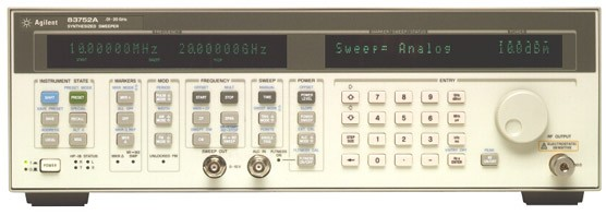 Agilent (HP) 83751B High Power Synthesized Sweeper for COmponent Test, 2 - 20 GHz