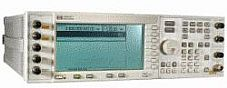 Agilent (HP) E4424B 2 GHz Analog RF Signal Generator w/ Outstanding Phase-Noise Performance