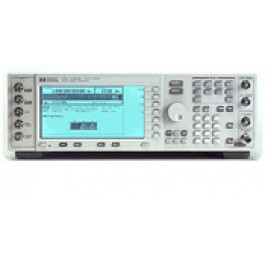Agilent (HP) E4430A Digital RF Signal Generator with External Analog I and Q Inputs, 250 kHz to 1000 MHz
