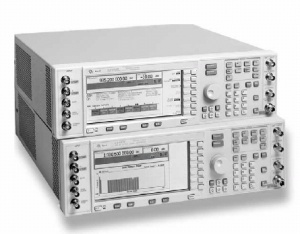 Agilent (HP) E4431B 2 GHz Digital RF Signal Generator, 40 MHz Sample Rate