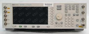 Agilent (HP) E4432B 3 GHz ESG-D Series Digital RF Signal Generator w/ 1 Msample Memory