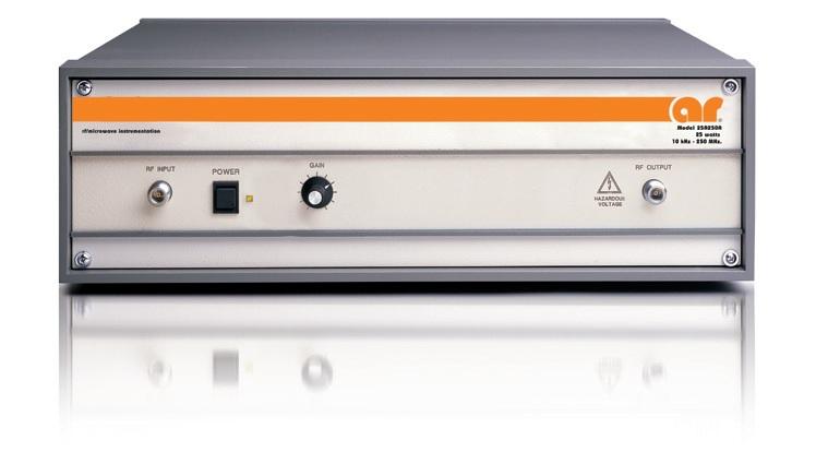Amplifier Research 25A250A 25 Watt CW, 10 kHz - 250 MHz RF Power Amplifier