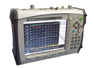 Anritsu MS2034A 2-Port VNA Master & Spectrum Analyzer to 4 GHz