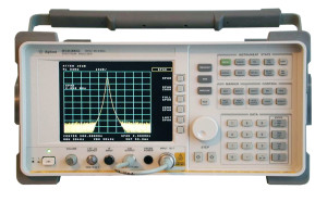 Anritsu MS2665C Spectrum Analyzer for Satellite Communications and Radar Systems Measurements