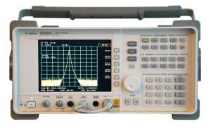 Anritsu MS2665C Spectrum Analyzer for Satellite Communications and Radar Systems Measurements