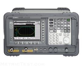 Anritsu MS2687B Microwave Spectrum Analyzer Measure up to 5th-order Harmonics on 5 GHz Wireless LANs