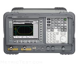 Anritsu MS2687B Microwave Spectrum Analyzer Measure up to 5th-order Harmonics on 5 GHz Wireless LANs