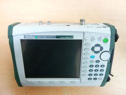Anritsu MS2723B Handheld Spectrum Master for Field Analysis of 3G Signals.