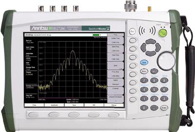 Anritsu MS2726C 9 kHz - 43 GHz Handheld Microwave Spectrum Analyzer