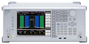 Anritsu MS2830A-040 9 kHz to 3.6 GHz Signal Analyzer for Time & Frequency Domains