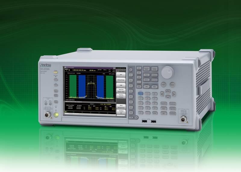 Anritsu MS2830A-041 9 kHz to 6 GHz Signal Analyzer for Evaluation of RxTx Characteristics