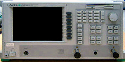 Used Anritsu MS4622A 3 GHz Vector Network Measurement System for Transmission/Reflection