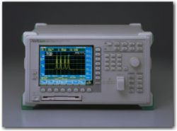 Anritsu MS9710C Optical Spectrum Analyzer (OSA) 600 nm to 1750 nm