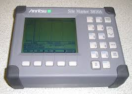 Anritsu S810A Site Master - Antenna and Coax/Waveguide Analyzer, 10 GHz