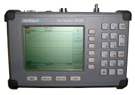 Anritsu S810C Site Master Microwave Transmission Line and Antenna Analyzer