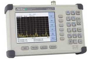 Anritsu S810D Site Master / Cable & Antenna Analyzer, 10 GHz
