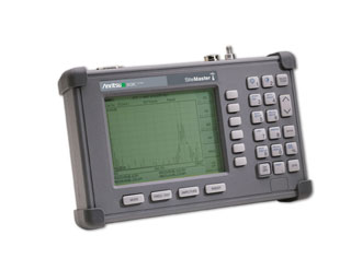 Anritsu S820C Hand-Held Microwave Analyzer for Antennas, Transmission Lines and Microwave Components