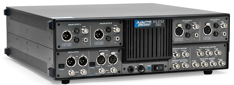 Audio Precision ATS-1 Access Audio Test System with IEEE-488 GPIB Interface