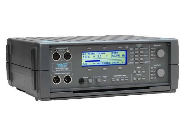 Audio Precision P1PA Portable One Plus Access Audio Test System