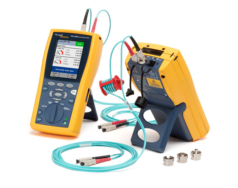 Fluke DTX-1800 Cable Analyzer for Copper/Fiber