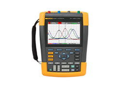 Contact TestWorld to get the best pricing on a used/refurbished Fluke 190-204-AM-S SCOPEMETER 4 CHANNEL 200 MHZ COLOR AMERI SCC. Rental and financing/lease options available.