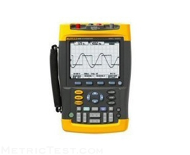 fluke-192b-003-60mhz-2ch-500msas-scopemeter