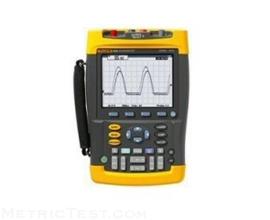 fluke-196b-003-100mhz-2ch-1gsas-scopemeter