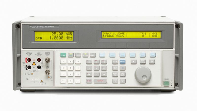 Used Fluke 5500A Multi-Product Calibrator