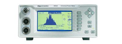 Gigatronics 8652A Dual Channel Universal Power Meter, -70 to +47 dBm Power Range