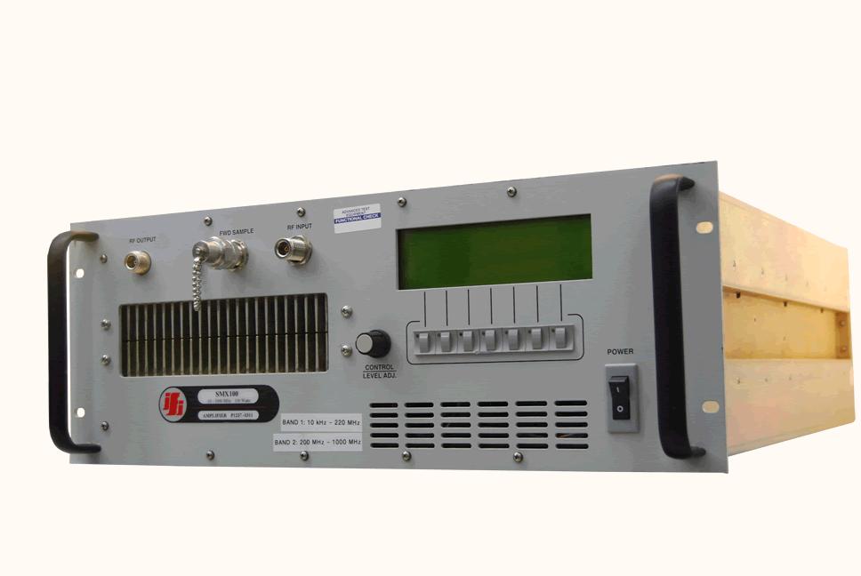 IFI SMXL100 10kHz to 1000MHz, 100W Solid State RF Power Amplifier