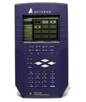JDSU (Acterna) SDA-5000 CATV Digital Analyzer & RF Sweep Receiver