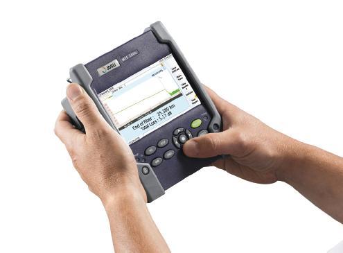 JDSU T-BERD/MTS-2000 Handheld Modular Test Set