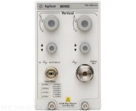 Keysight (Agilent) 86105C 9 GHz Optical / 20 GHz Oscilloscope