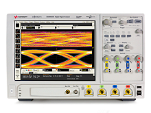 Keysight (Agilent) DSA90254A Infiniium High Performance 2.5GHz Oscilloscope
