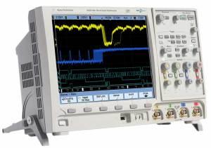 Keysight (Agilent) DSO7014B 100 MHz, 4 Analog Channels Oscilloscope