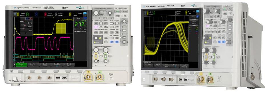 Keysight (Agilent) DSOX4154A 1.5 GHz, 4 Analog Channels Oscilloscope