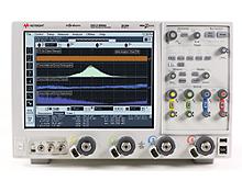 Keysight (Agilent) DSOX92004A 20 GHz Infiniium High-Performance Oscilloscope