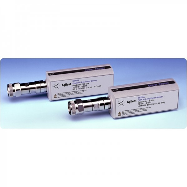 Keysight (Agilent) E9322A Peak and Average Power Sensor ideal for Bluetooth and cdmaOne