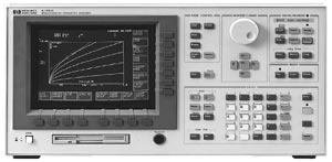 Keysight (Agilent/HP) 4155A / 4156A / 41501A Semiconductor Parameter Analyzers